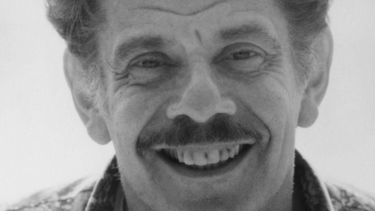 Schauspieler Jerry Stiller im Jahr 1987