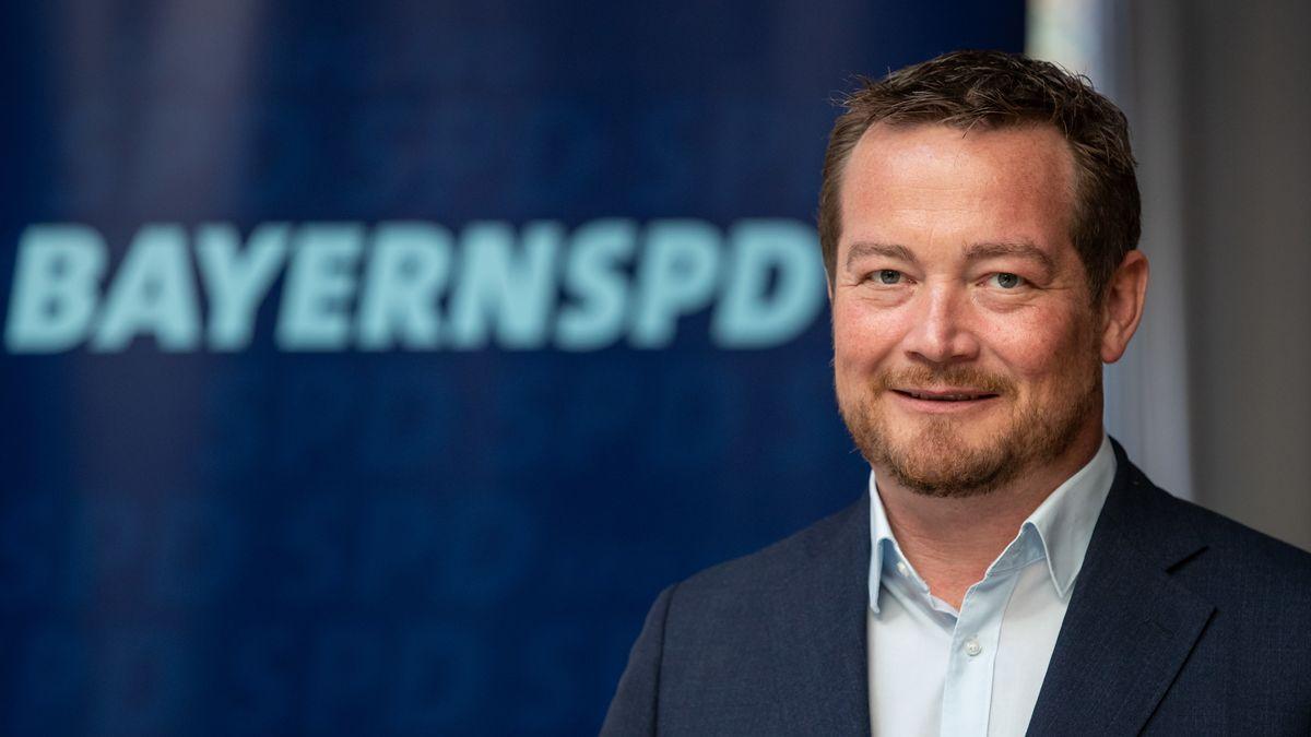 Uli Grötsch, Generalsekretär der SPD in Bayern