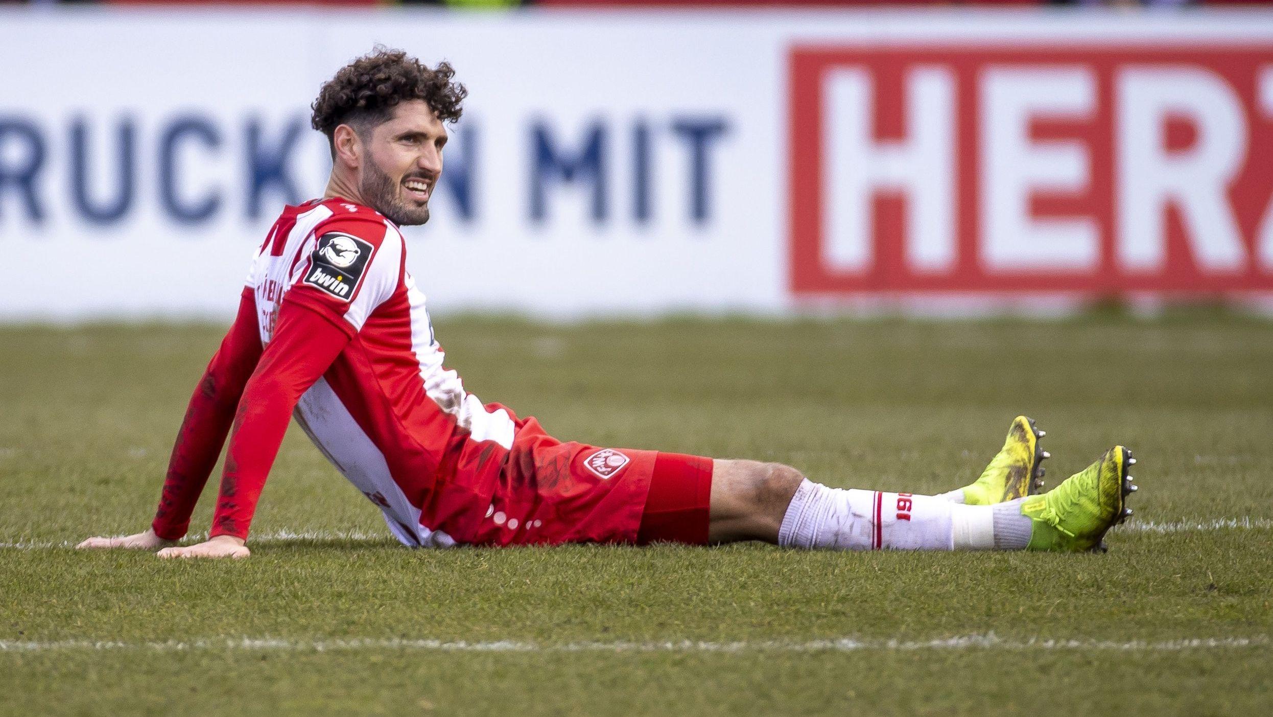 Fabio Kaufmann, Würzburger Kickers