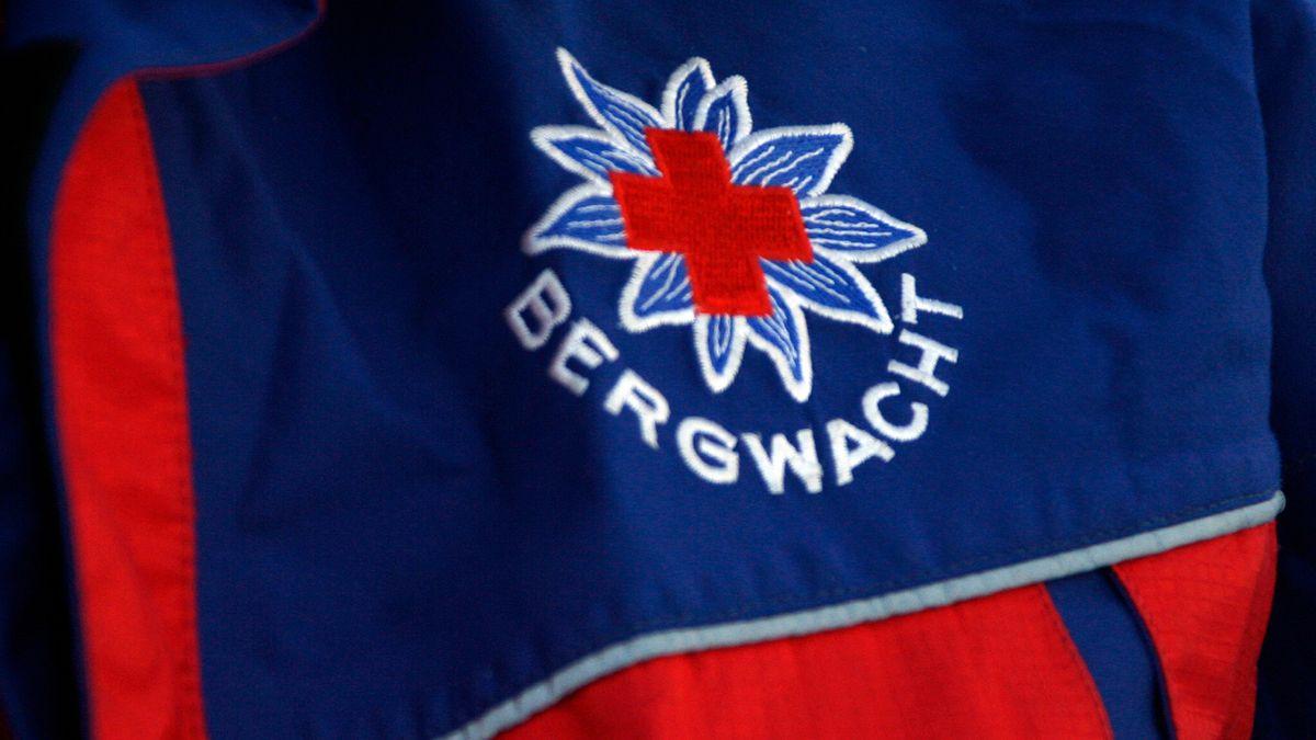 Jacke eines Angehörigen der Bergwacht (Symbolbild)
