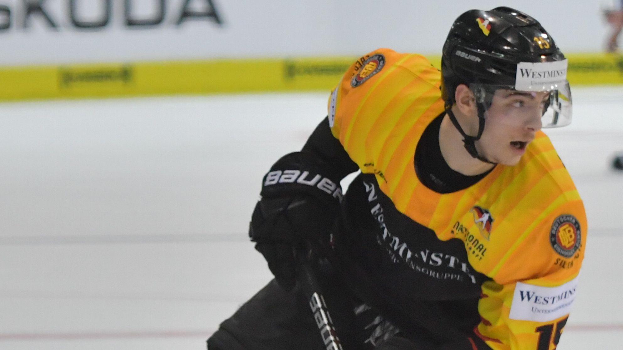 Stefan Loibl, deutscher Eishockey-Nationalspieler