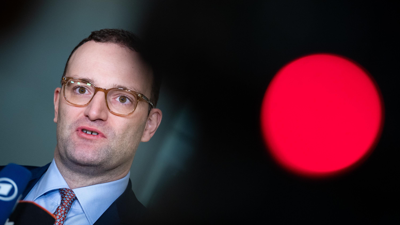 Gesundheitsminsiter Jens Spahn