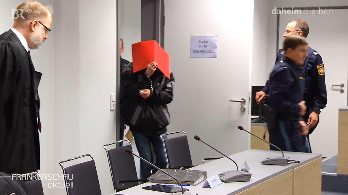 Am Landgericht Aschaffenburg wurde ein 40 Jahre zurückliegender Mordfall verhandelt.