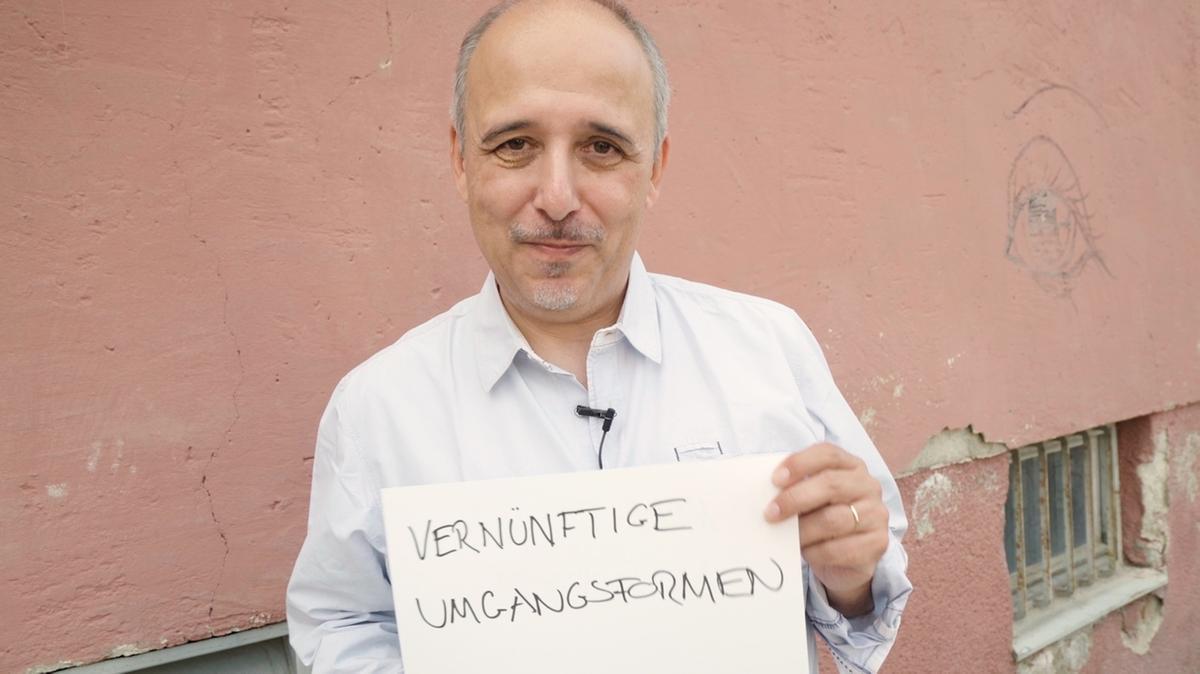 Regisseur Ferdi Değirmencioğlu