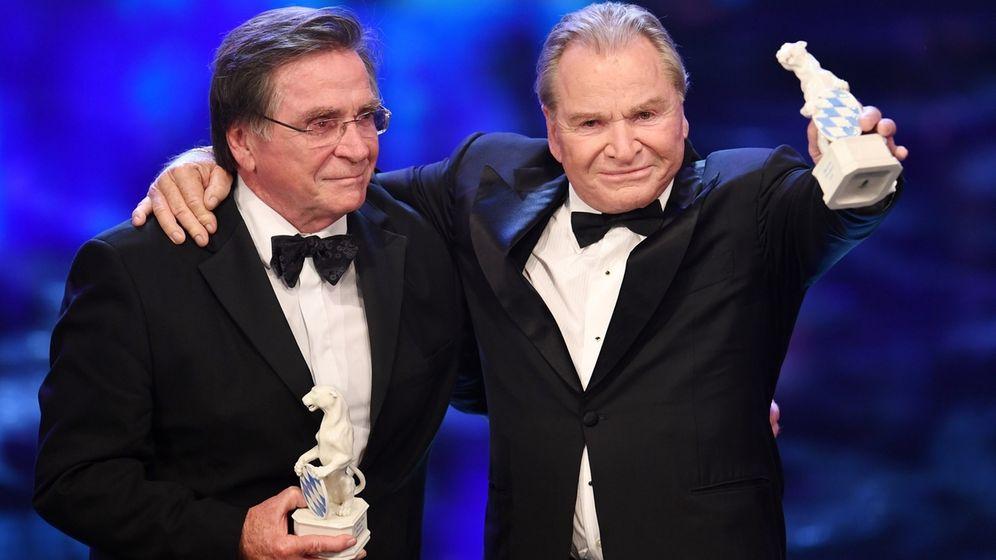 Verleihung Bayerischer Fernsehpreis 2019 | Bild:dpa-Bildfunk/Tobias Hase