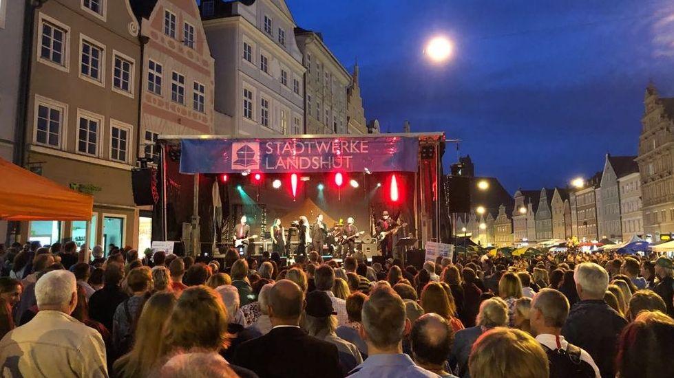 Altstadtfest Landshut