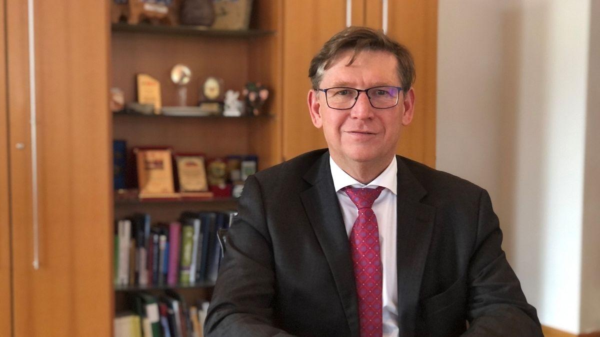 Landrat Stefan Rößle