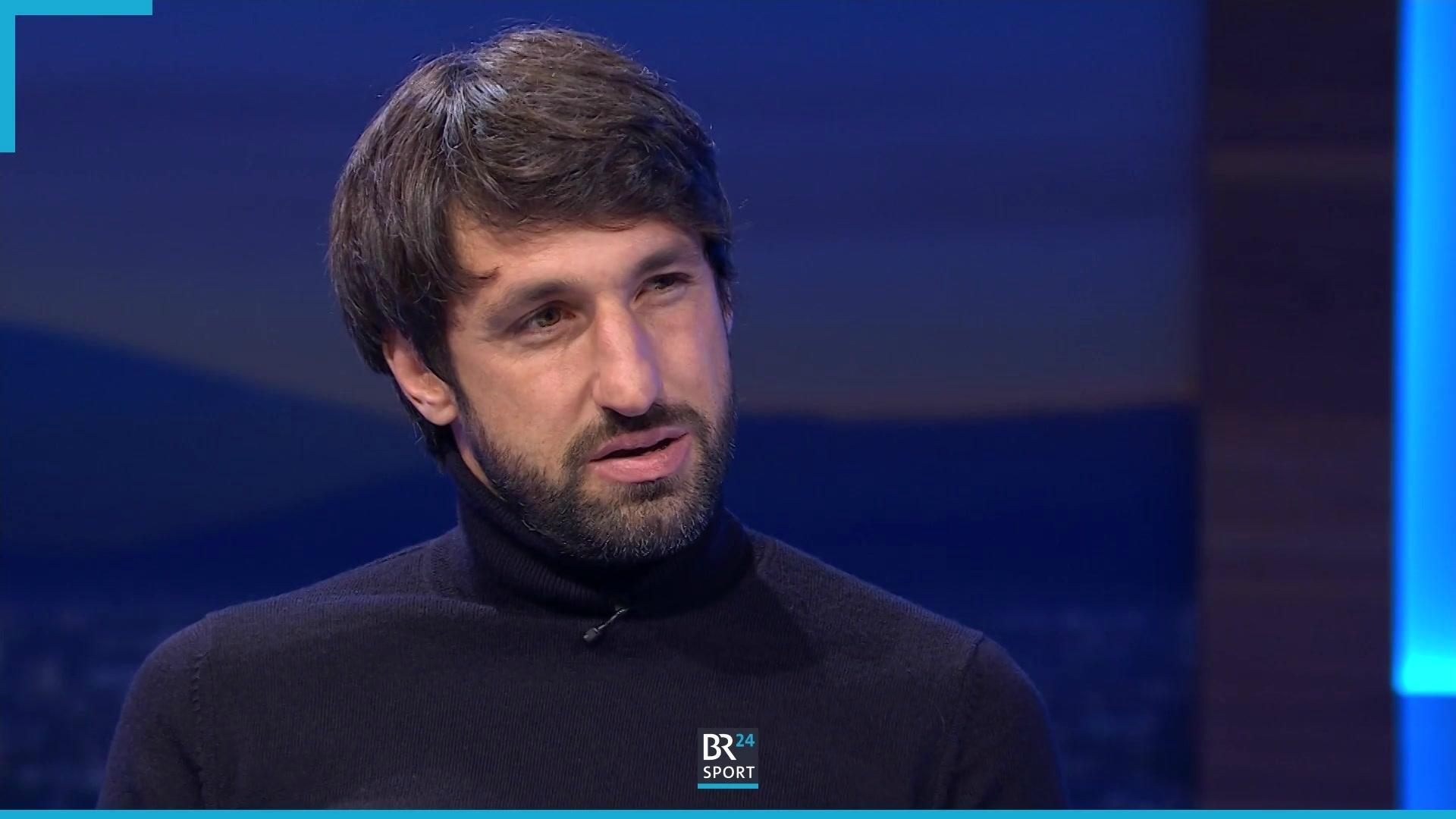 ARD-Fußballexperte Thomas Broich