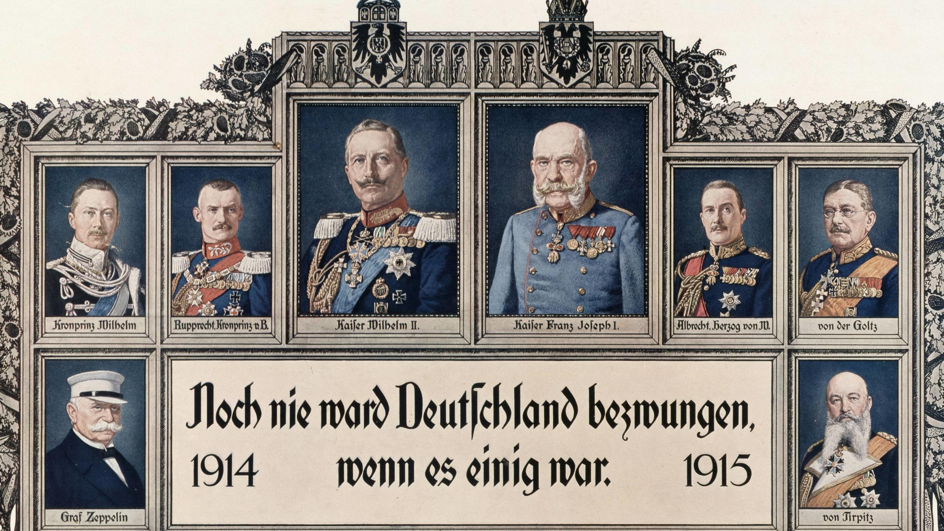 Propagandapostkarte (1915)