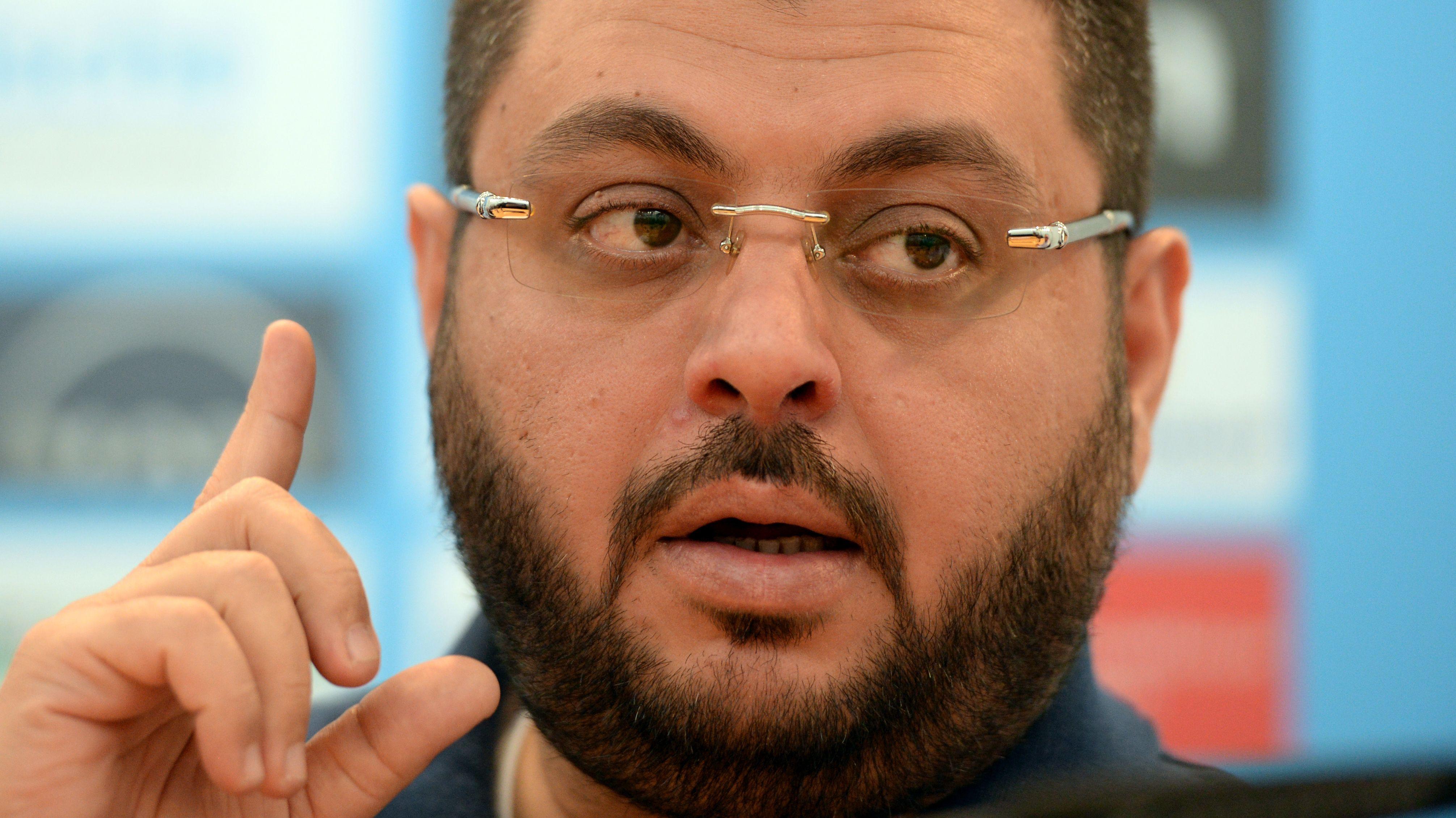 Löwen-Investor Hasan Ismaik