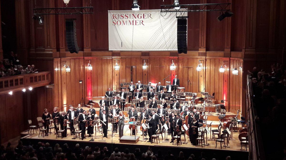 Gute Nachricht für Klassikfans: Kissinger Sommer findet statt