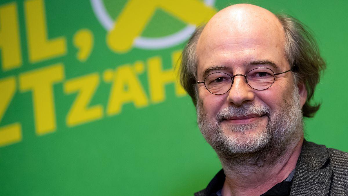 Eike Hallitzky, Landesvorsitzender von Bündnis 90/Die Grünen in Bayern
