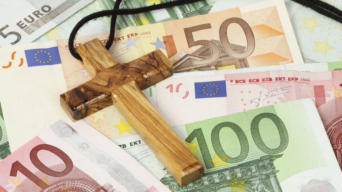 Symbolbild Kirchensteuern