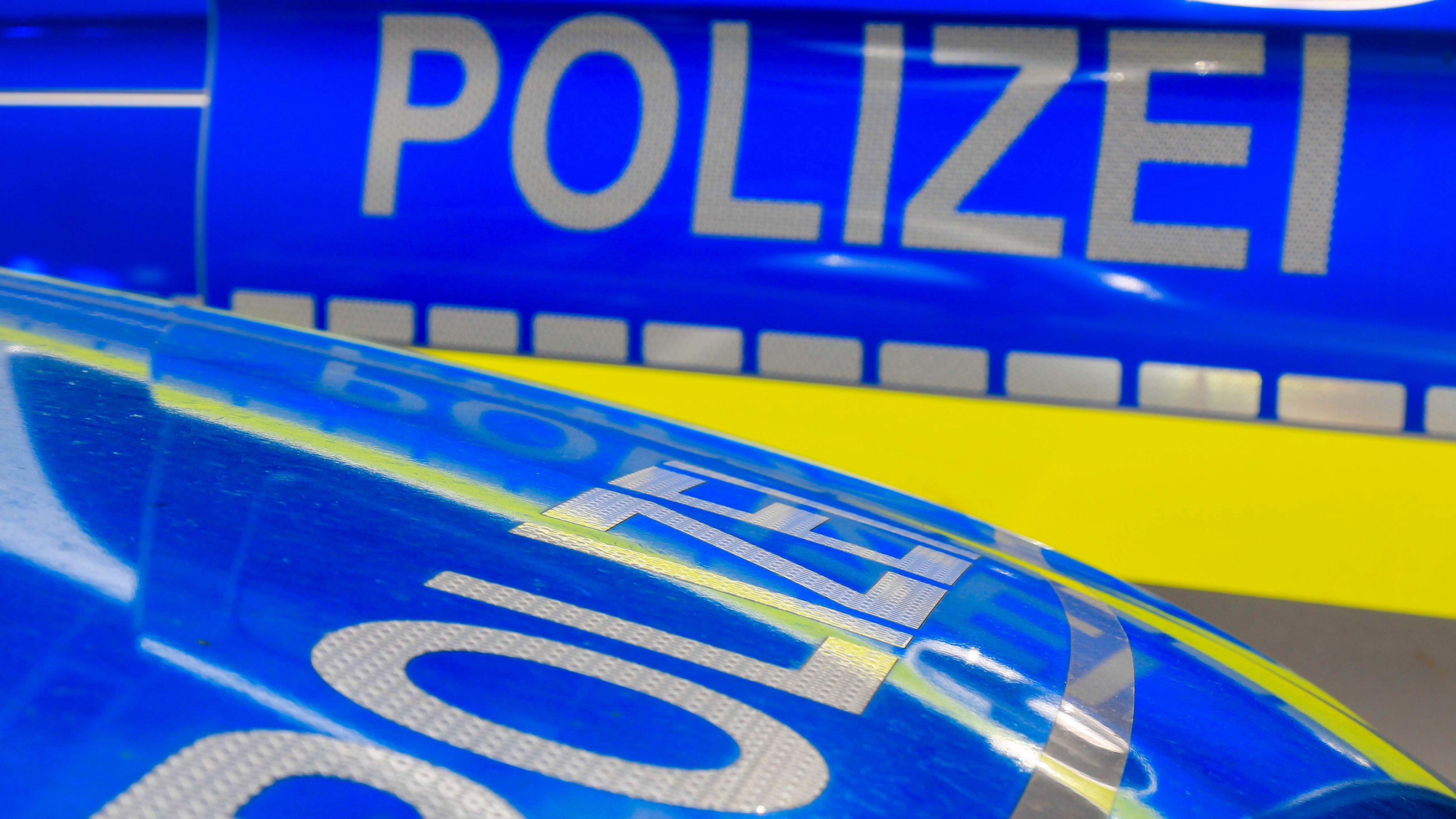 Polizeifahrzeuge (Symbolbild)