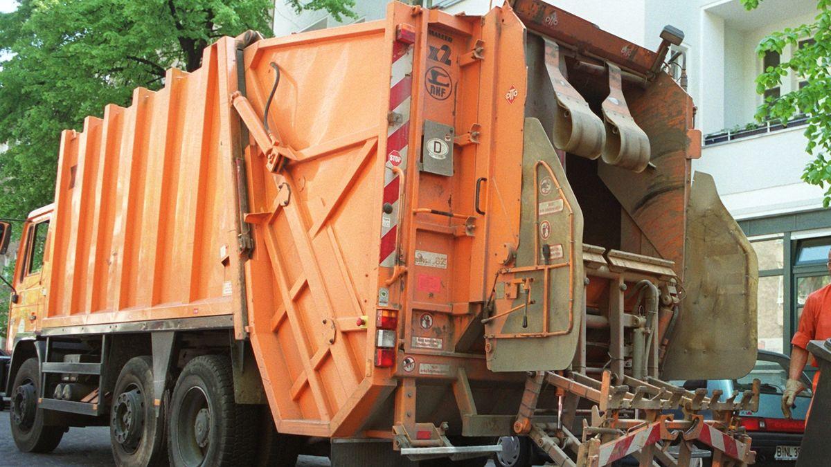 Corona bei Schweinfurter Müllabfuhr - Zwei Mitarbeiter gestorben