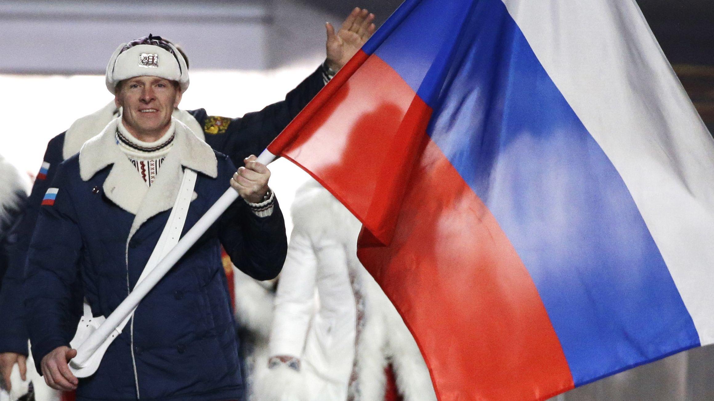 Der russische Athlet Alexander Subkow wurde lebenslänglich wegen Dopings gesperrt
