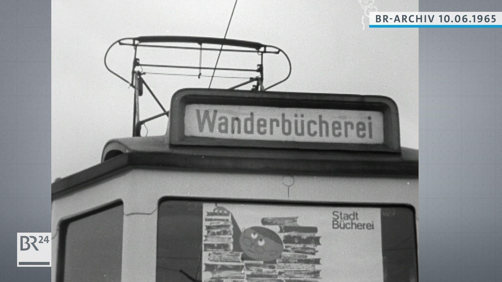 Tram Wanderbücherei