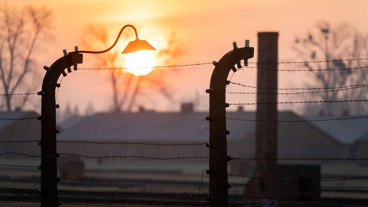 Das Vernichtungslager Auschwitz-Birkenau, das vor genau 75 Jahren befreit wurde