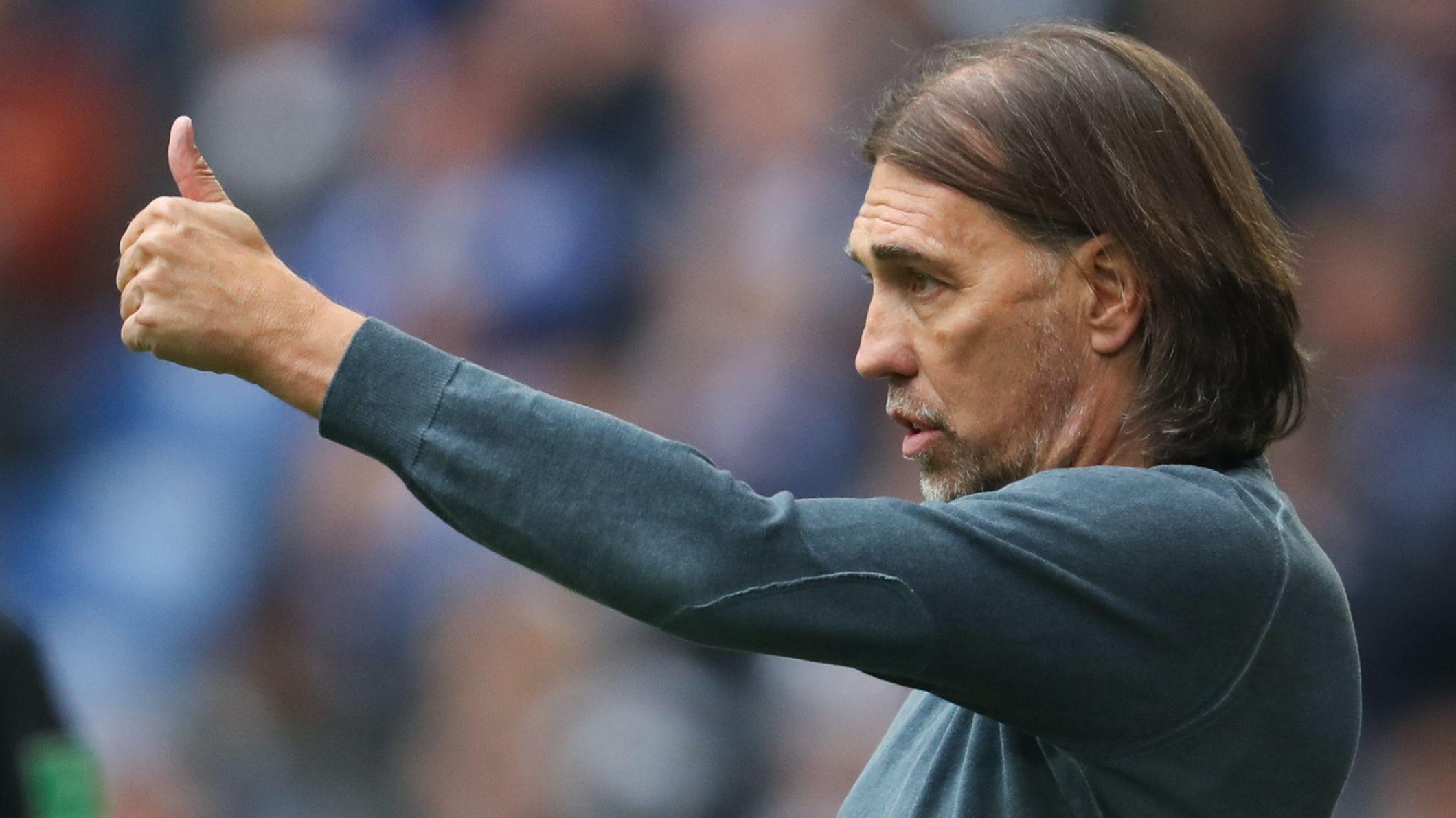 FC Augsburg-Trainer Martin Schmidt