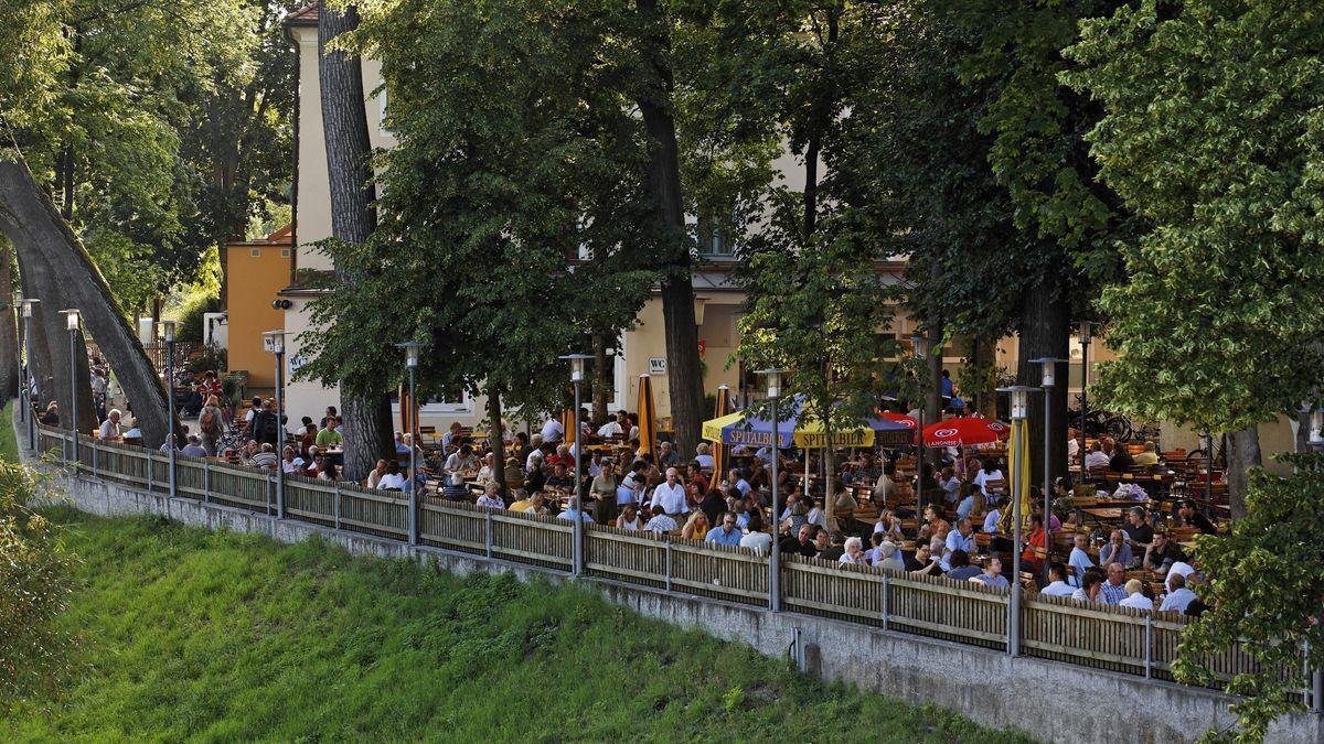 Der Regensburger Spitalgarten