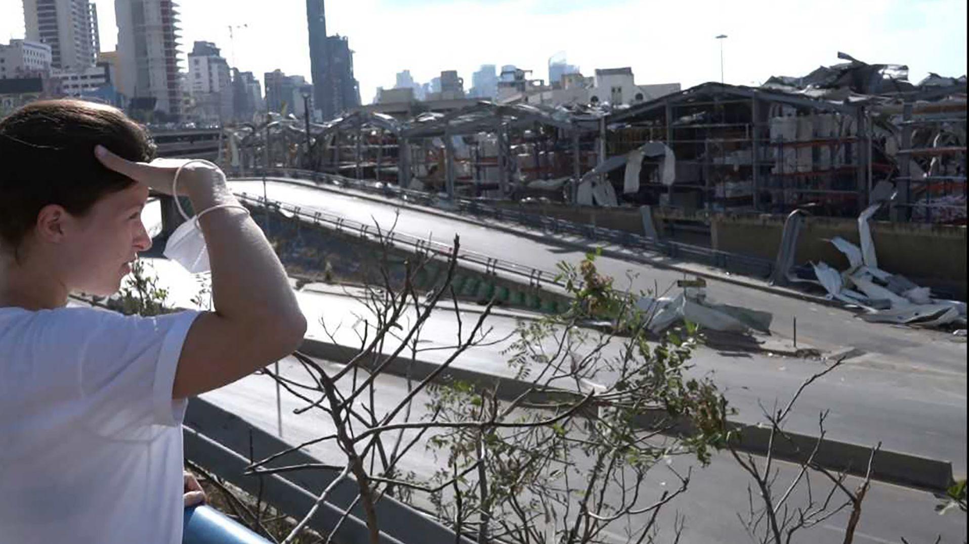 Explosion in Beirut - die vergessene Katastrophe
