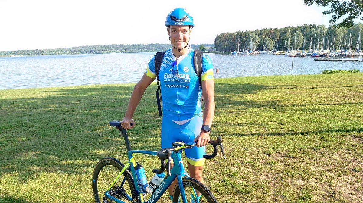 Andi Dreitz ist Dritter beim Ironman in Tallinn