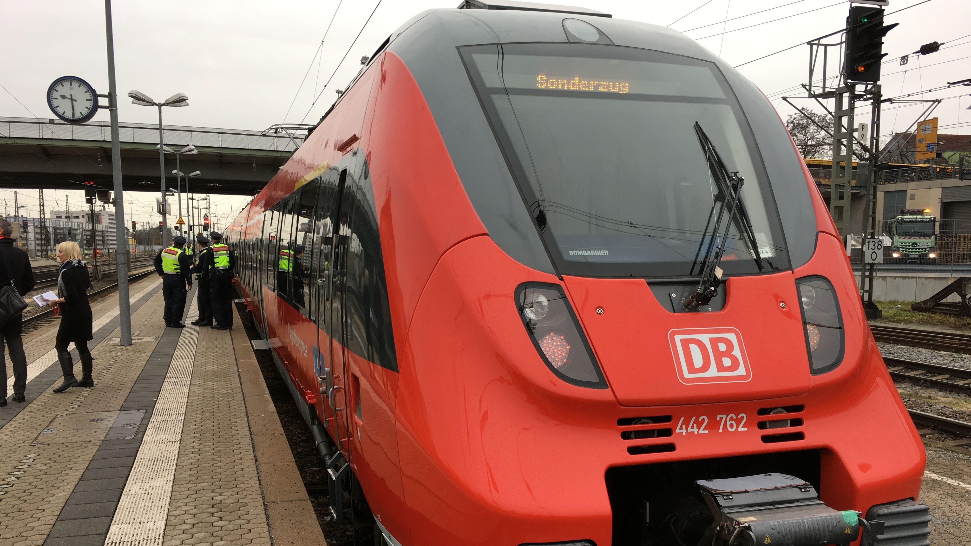 """Flughafenexpress """"Üfex"""": Direkte Anbindung von Ostbayern an Münchner Flughafen"""