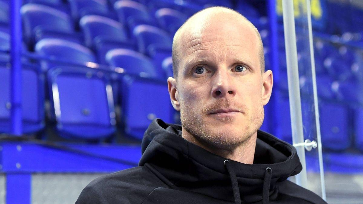 Bundestrainer Toni Söderholm