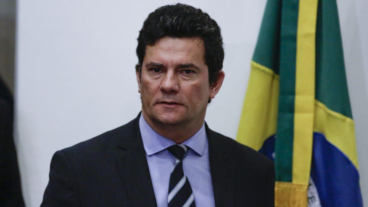 Der brasilianische Justizminister Sergio Moro