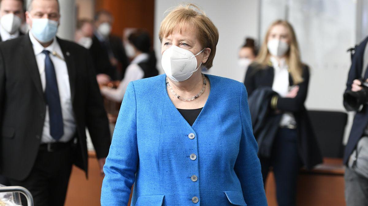 Bundeskanzlerin Angela Merkel (CDU) geht zum Wirecard-Untersuchungsausschuss. Sie ist als Zeugin geladen.