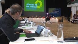 Fraktionsklausur der Grünen in Regensburg  | Bild:Bayerischer Rundfunk 2019
