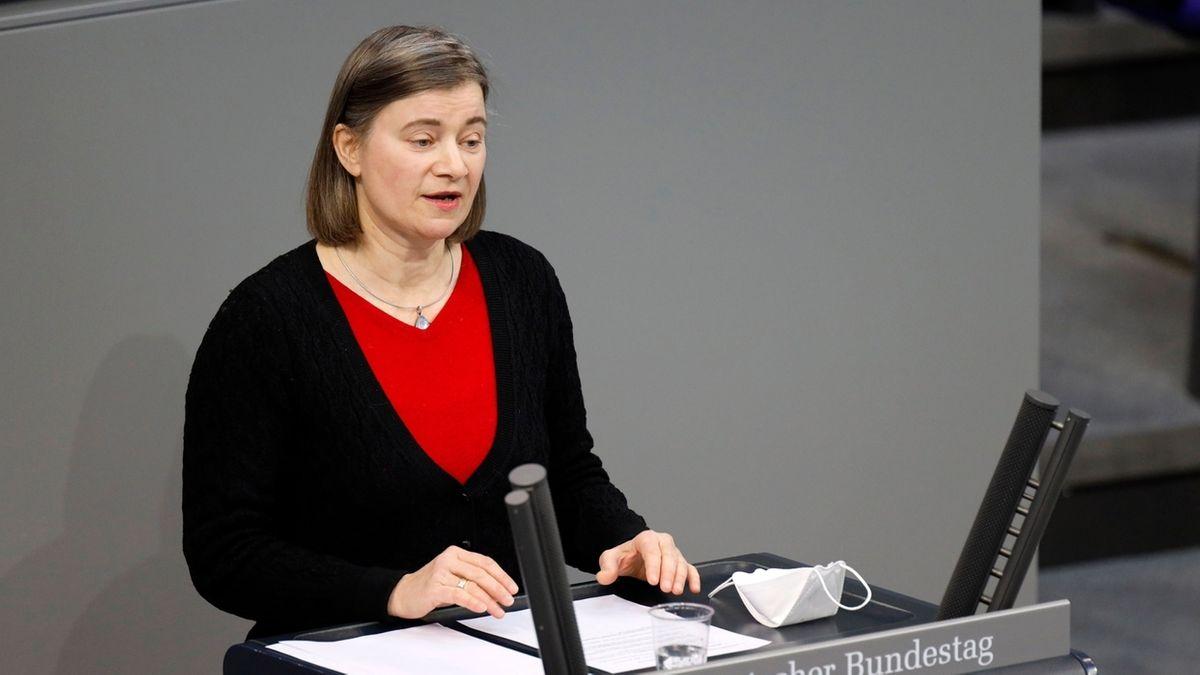 Anke Domscheit-Berg, 2021