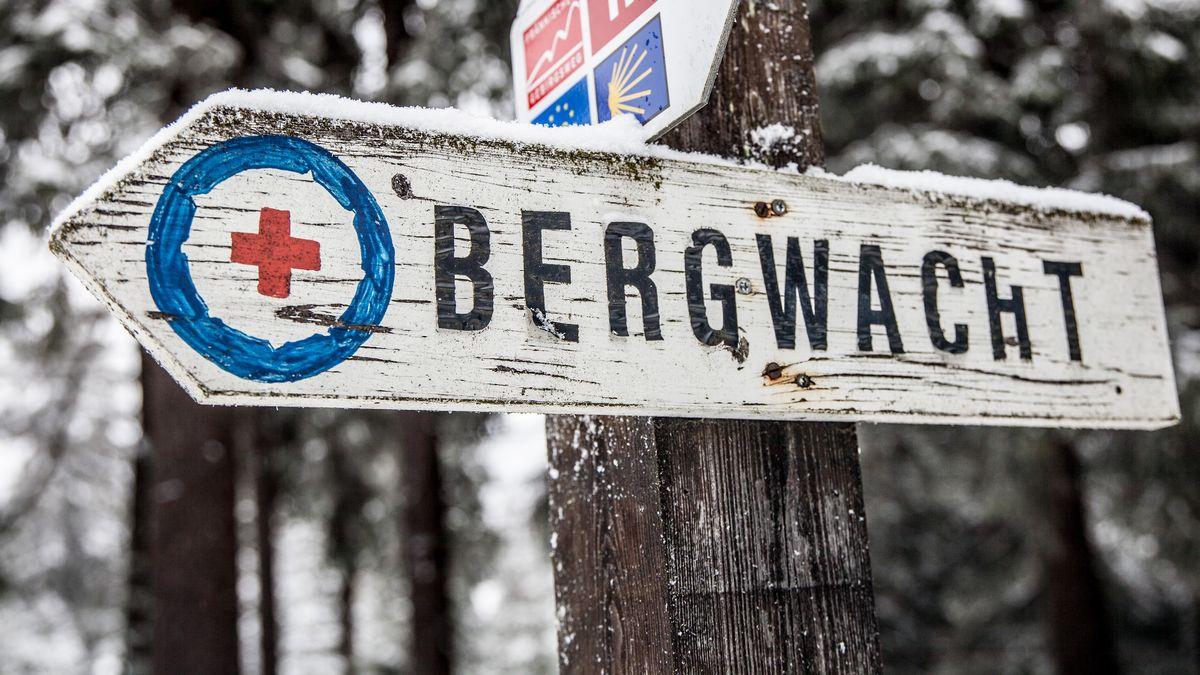 Symbolbild Bergwacht