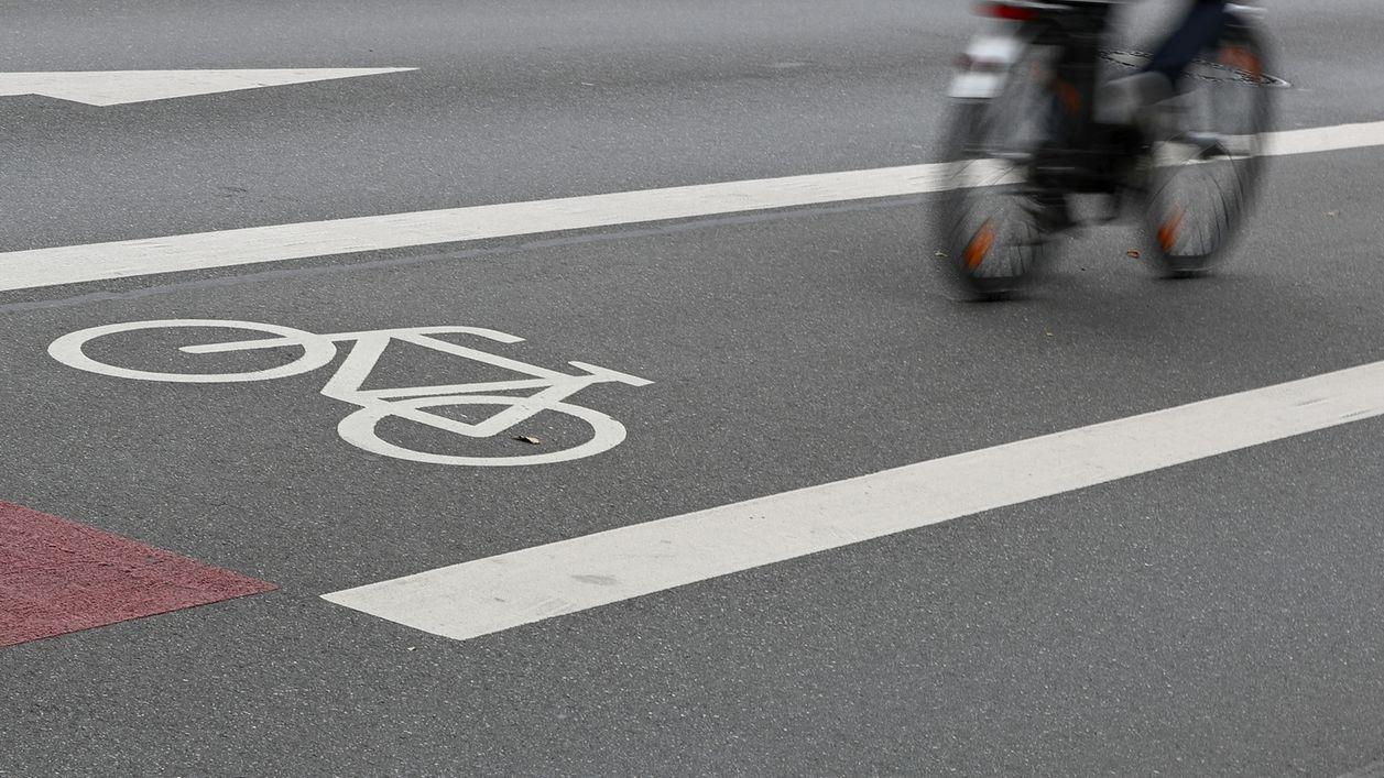 Radfahrer Nürnberg