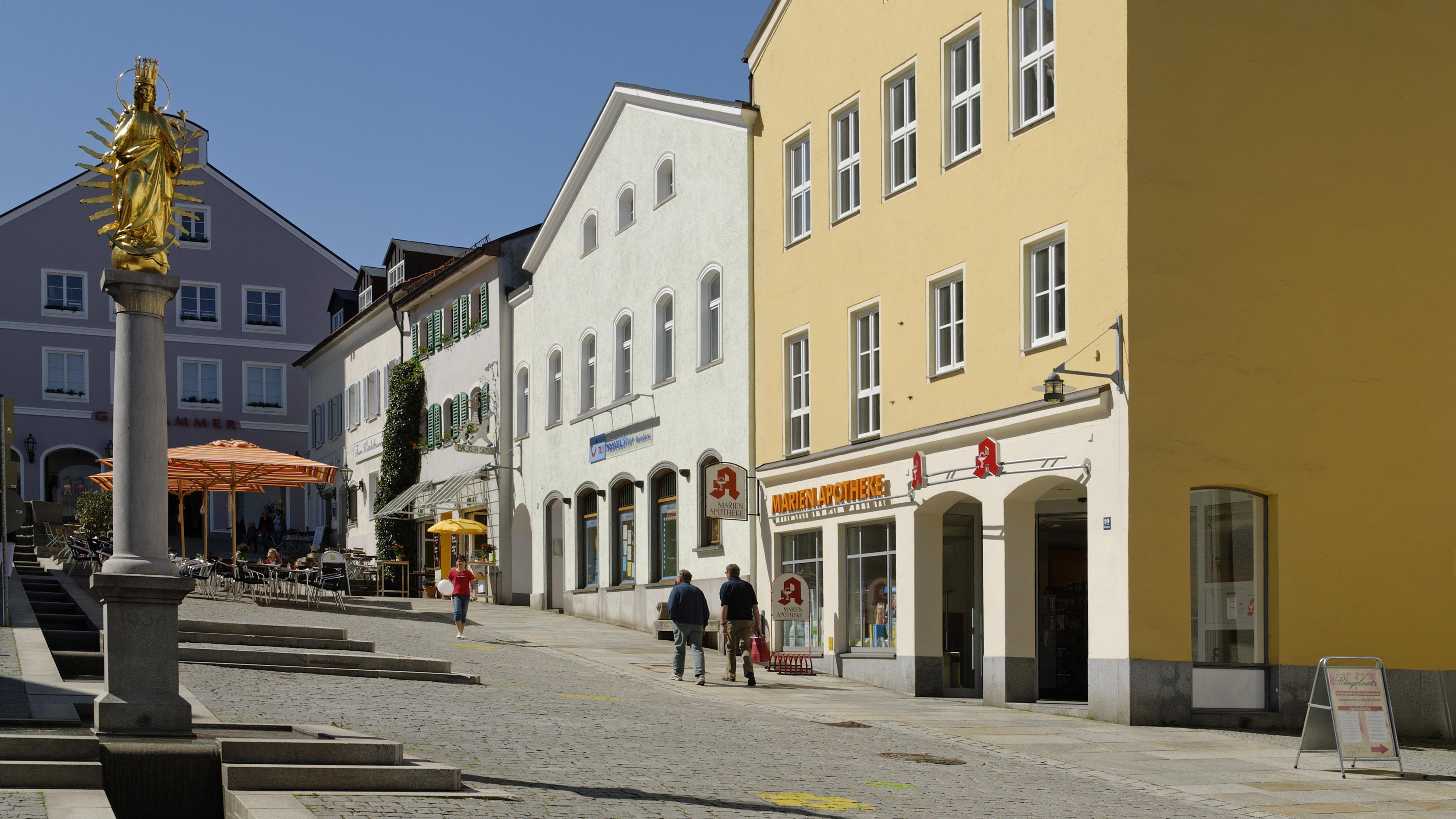 Marktplatz Waldkirchen