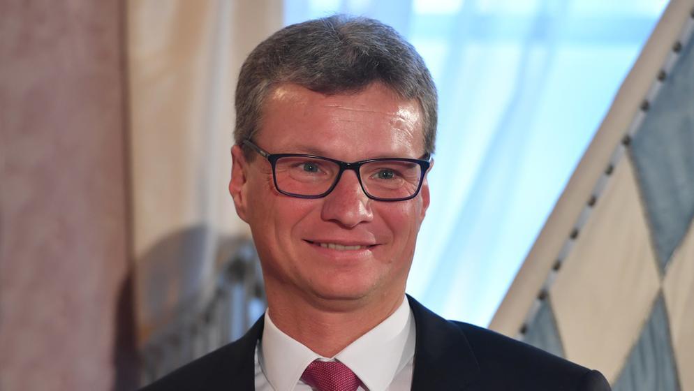Neuer Wissenschaftsminister Bern Sibler | Bild:picture alliance / SvenSimon