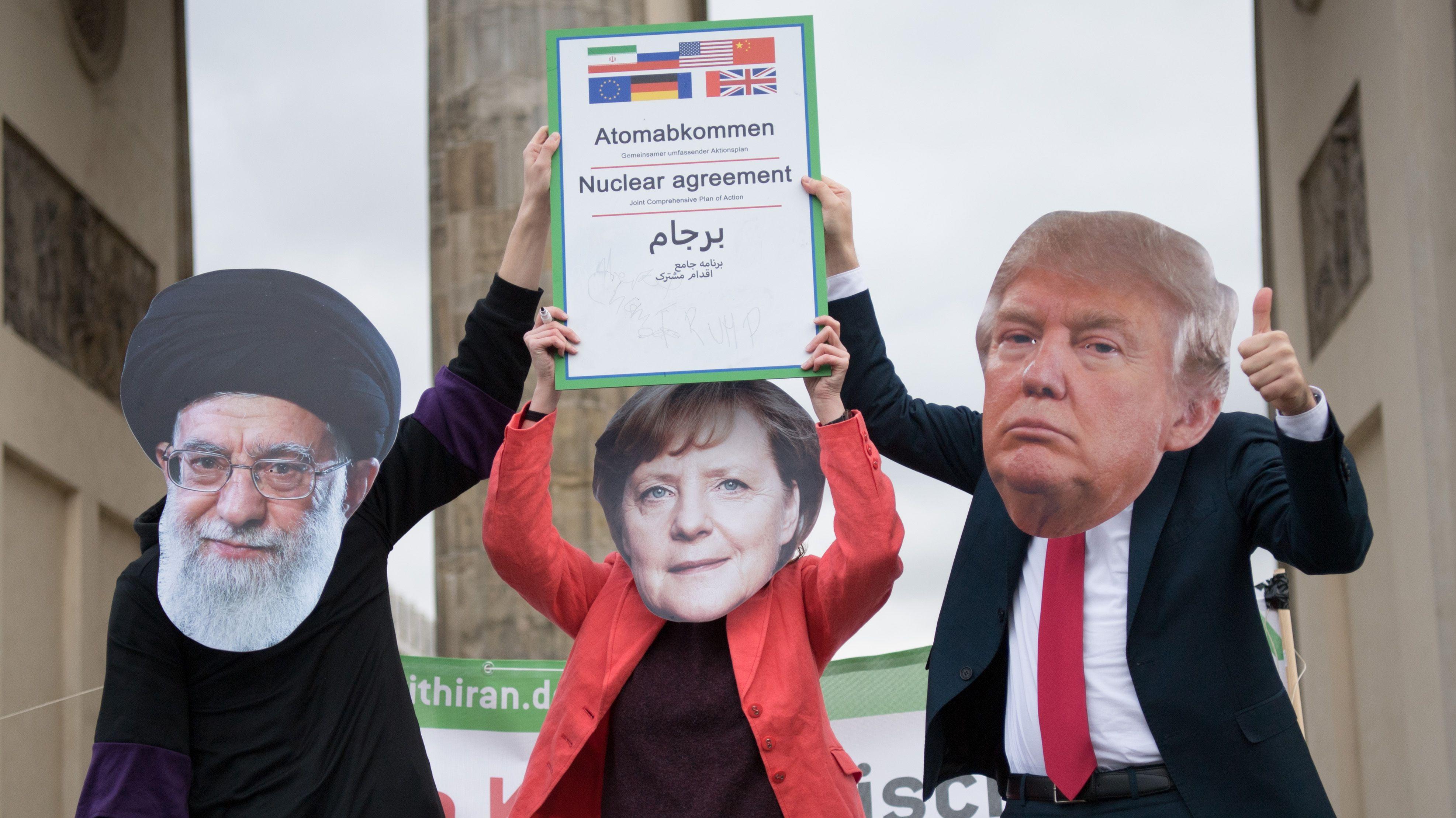 Wie weiter in der Irankrise? EU will Atomdeal retten