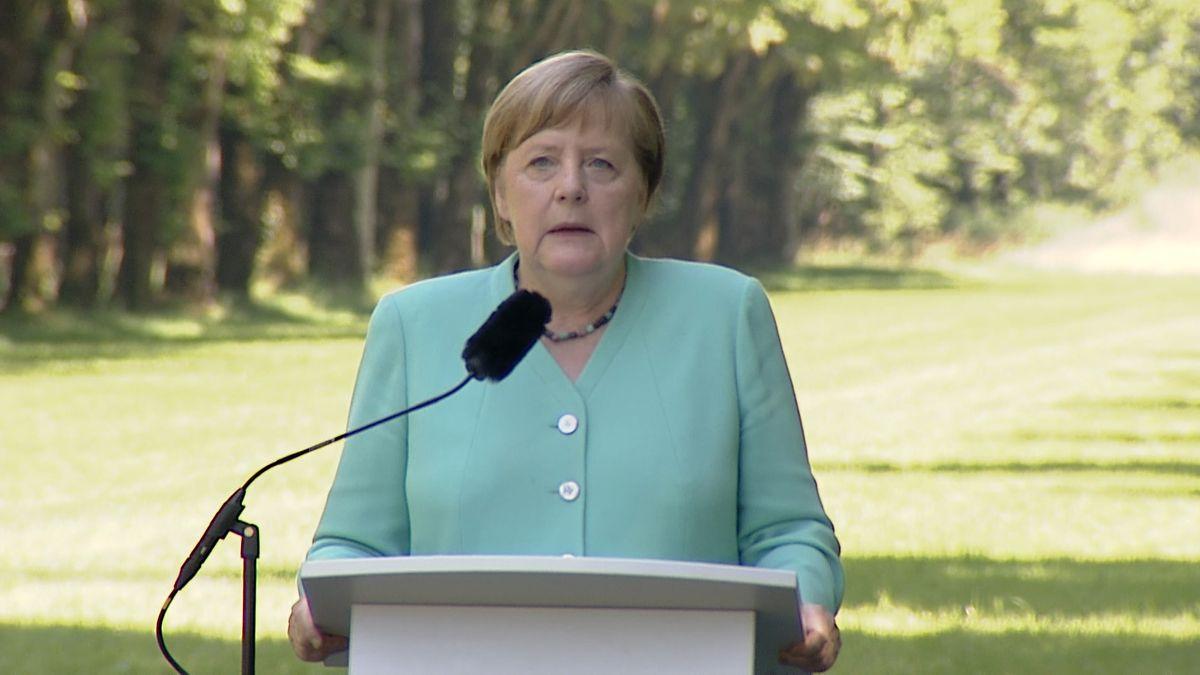Angela Merkel (CDU), Bundeskanzlerin