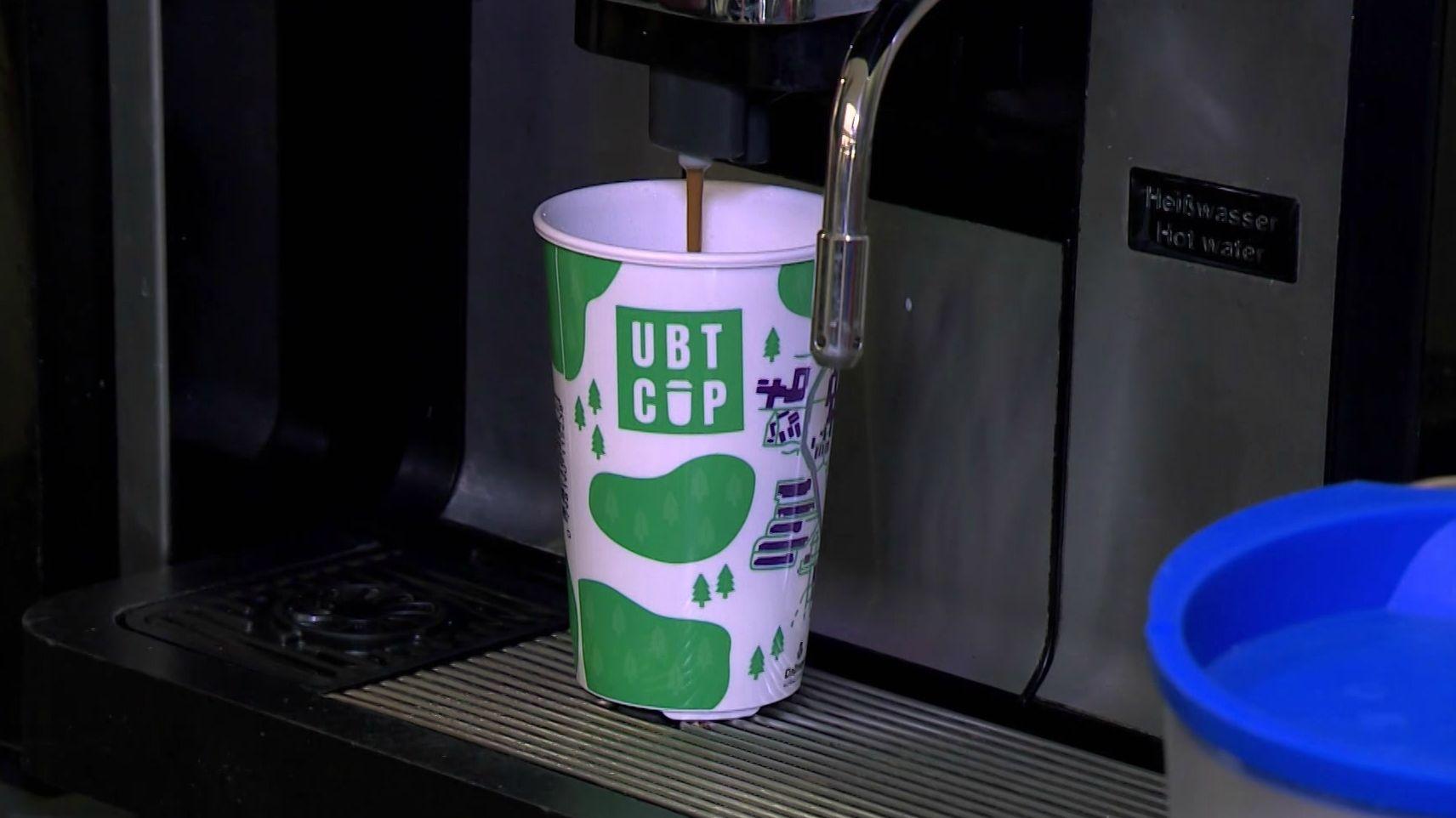 Uni Bayreuth startet einmaliges Pfandsystem für Kaffeebecher