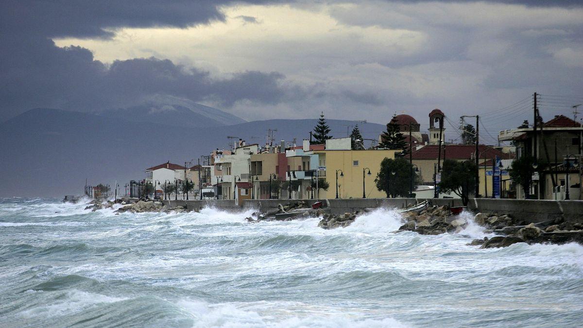 Der Meeresspiegel ist infolge des Klimawandels seit dem Ende des 19. Jahrhunderts stärker gestiegen als je zuvor in den vergangenen 2.000 Jahren.