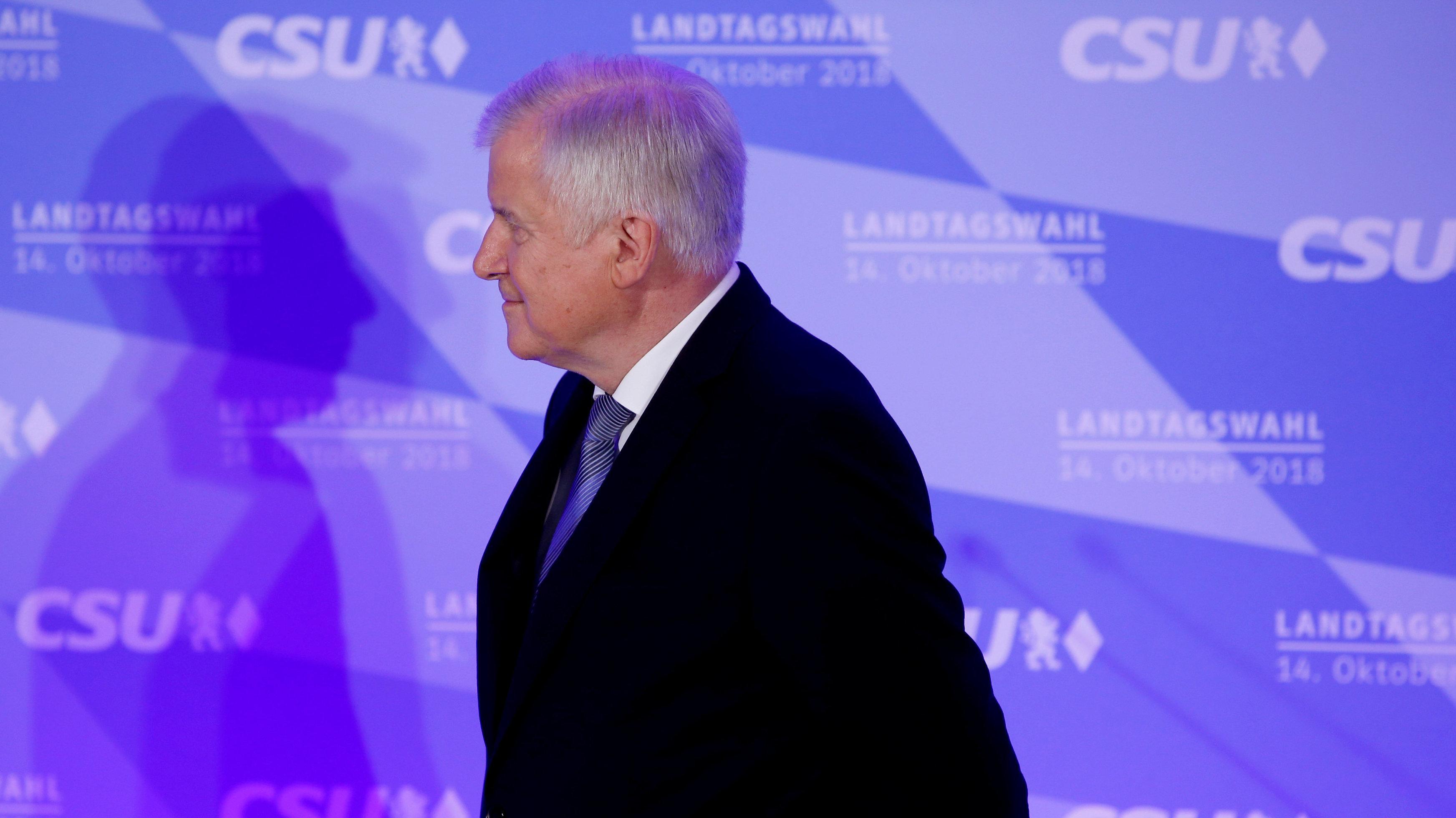 Mit Spannung wird die CSU-Vorstandssitzung in München erwartet