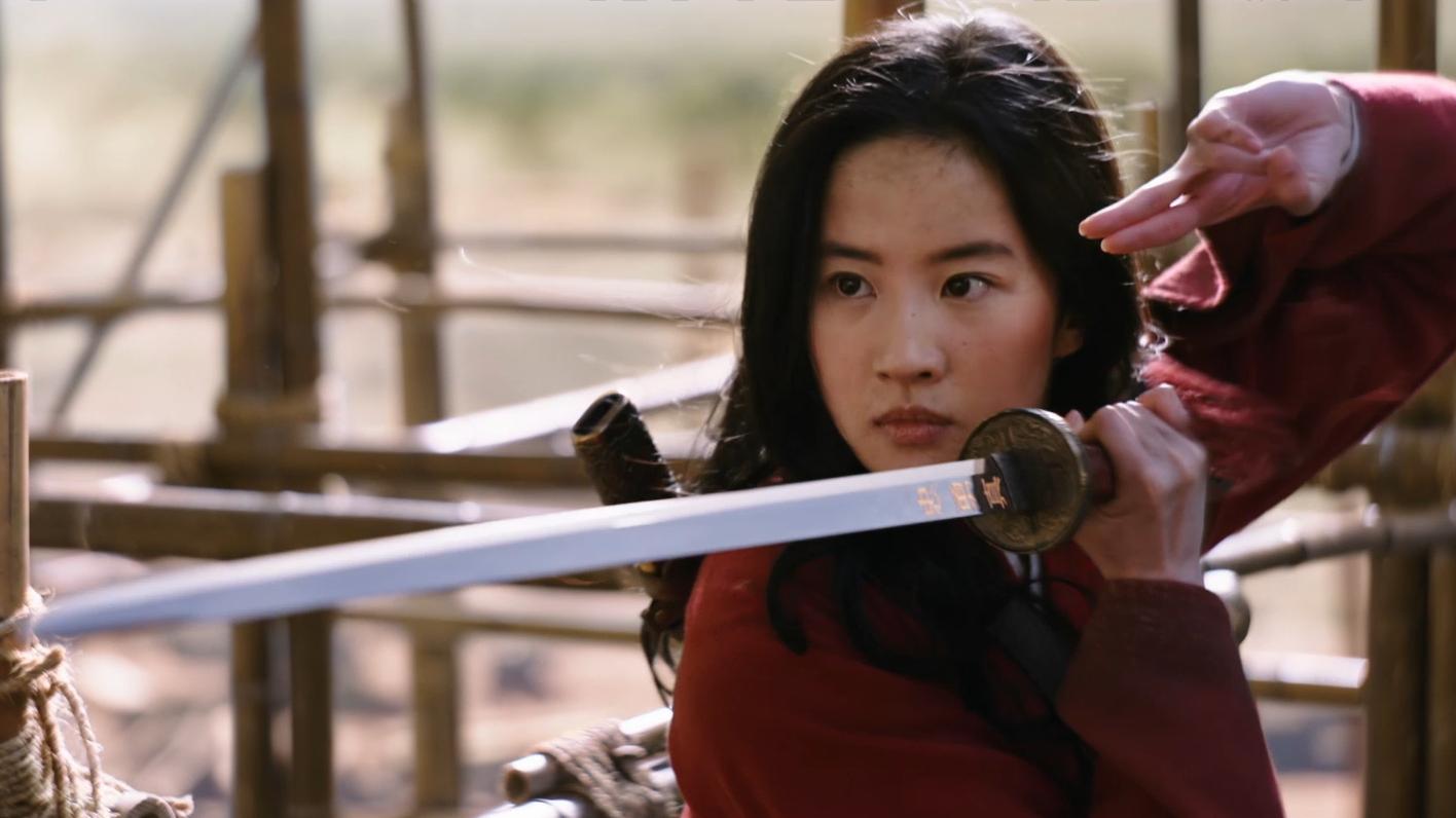 Mulan - Filmszene