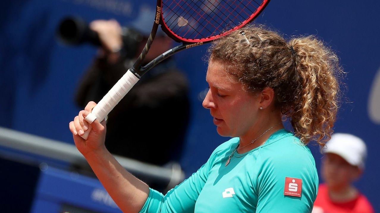 Tennis: WTA-Tour - Nürnberg