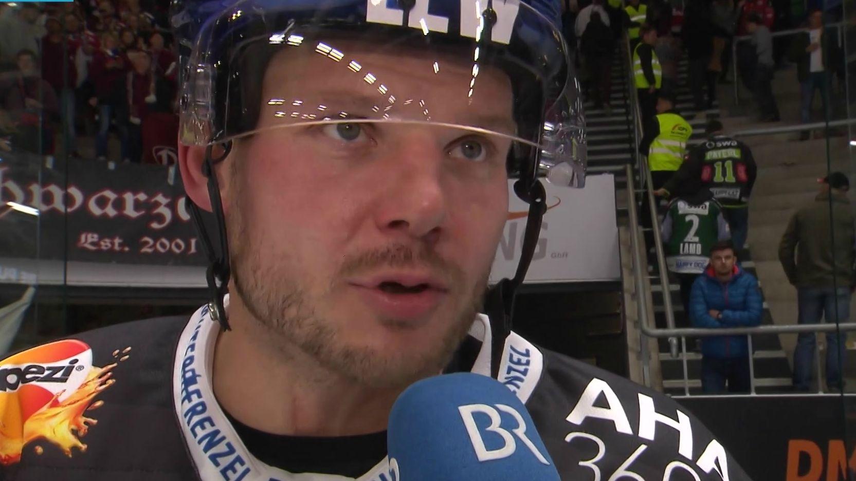 Augsburgs Kapitän Steffen Tölzer
