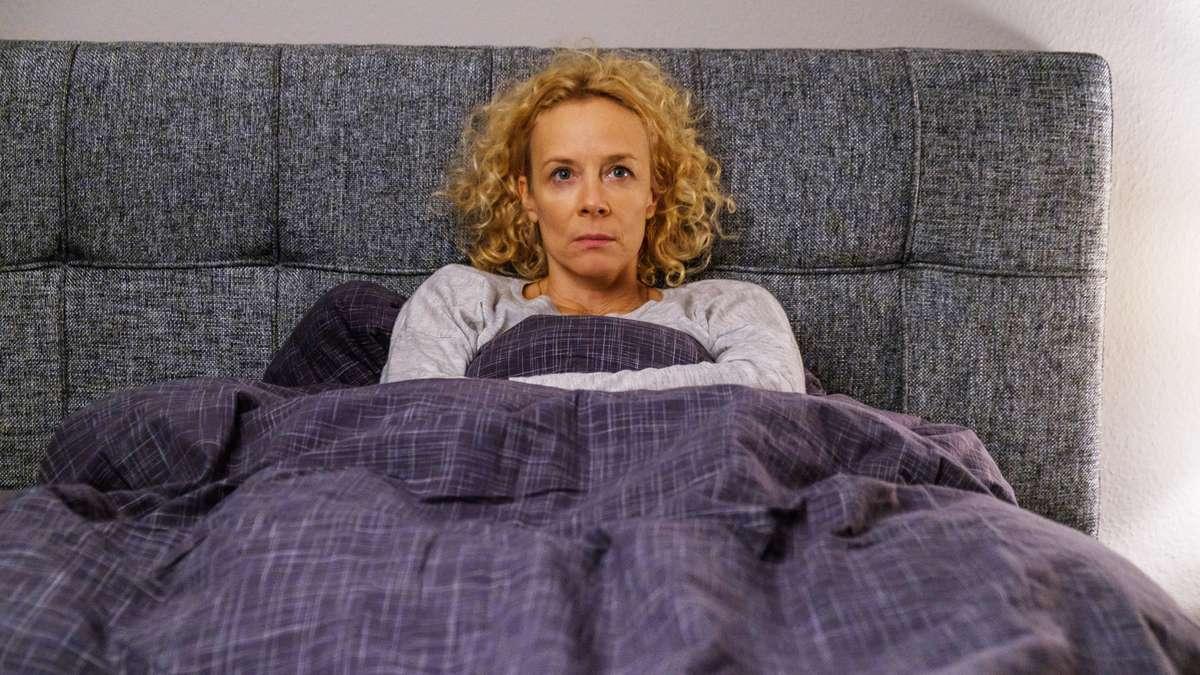 "Katja Riemann in ""Goliath 96"" (Filmszene)"