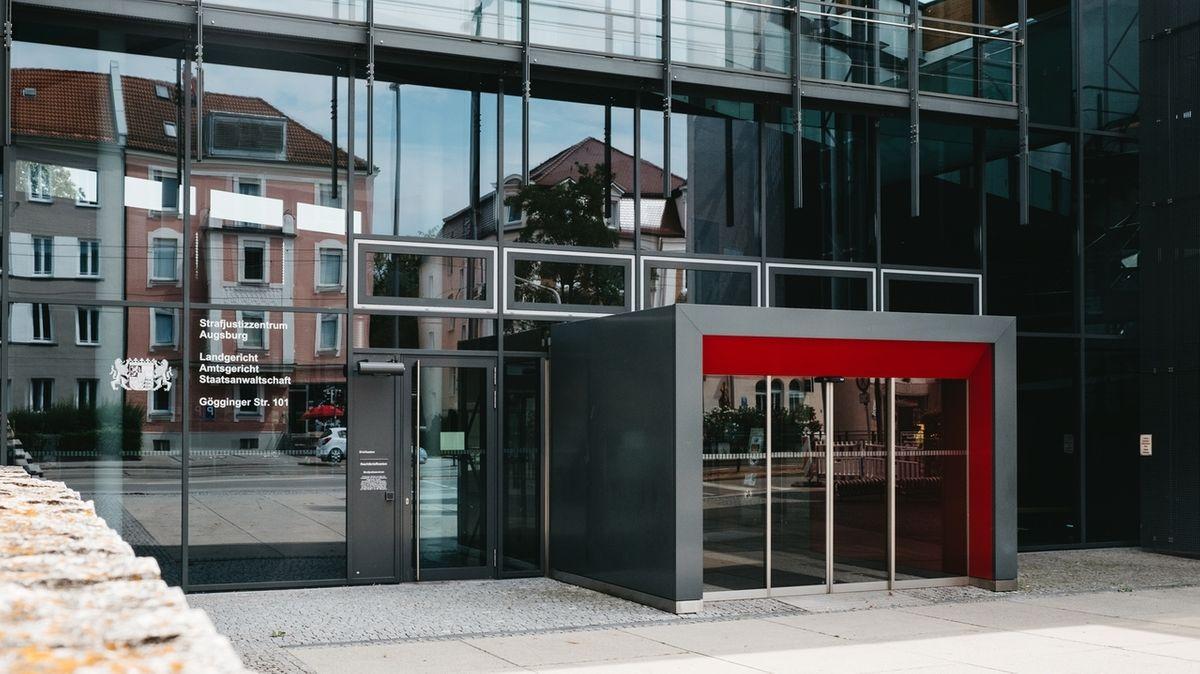 Strafjustizzentrum Augsburg.