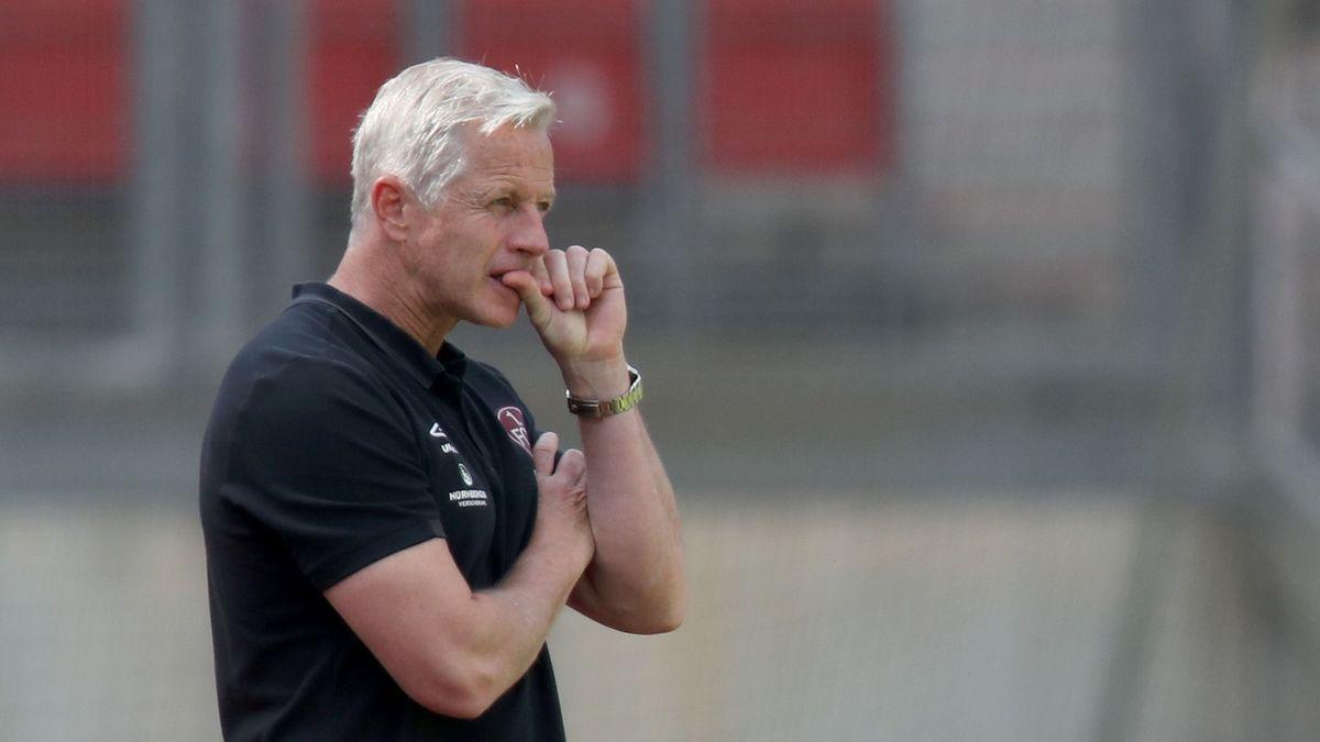 Nürnberg-Trainer Jens Keller
