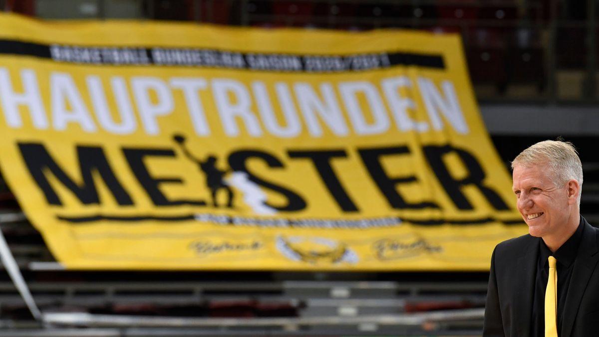John Patricks Ludwigsburger sind als Hauptrundenmeister zuhause ungeschlagen