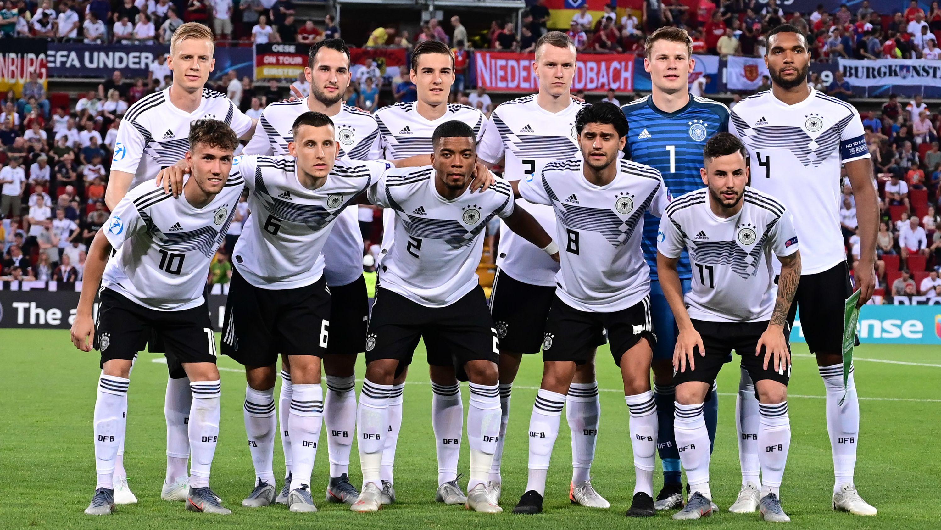 Auf dem Weg ins EM-Finale: Die deutsche U21