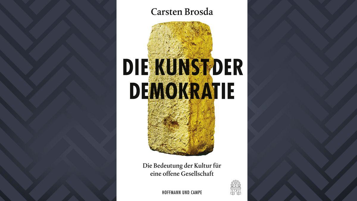 """Buchcover von """"Die Kunst der Demokratie"""" von Carsten Brosda"""